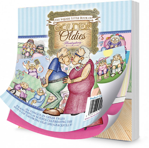 The Square Little Book of Golden Oldies
