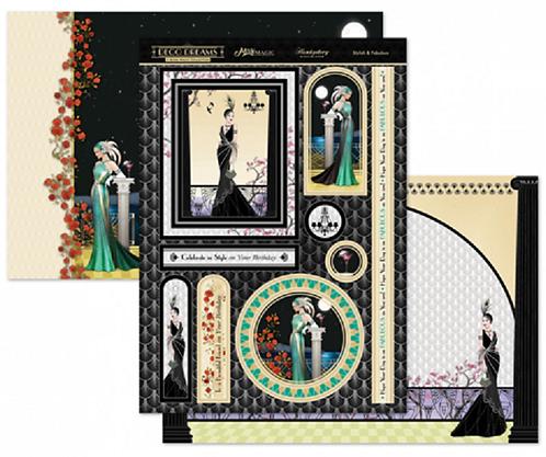 Deco Dreams Mirri Magic Topper Set - Stylish & Fabulous