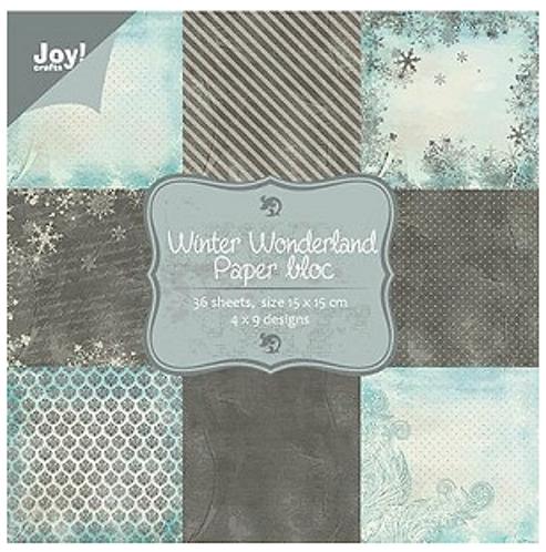 Paper Bloc - Winter Wonderland
