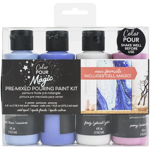 PRE-MIXED PAINT KIT – COOL OPAL