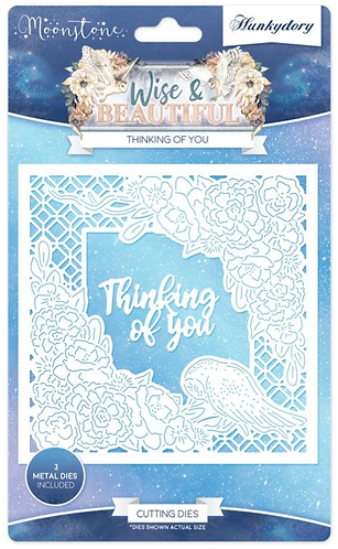 Thinking of You - Moonstone Die Set