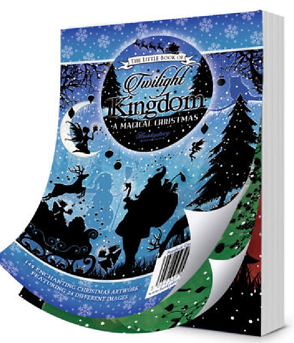 The Little Book of Twilight Kingdom A Magical Christmas