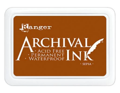 Archival Ink™ Pads Sepia - AIP31505