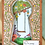 Thumbnail: The Secret Garden - Beyond the Keyhole A6 Stamp Set