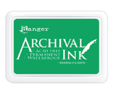 Archival Ink™ Pads Emerald Green - AIP30447