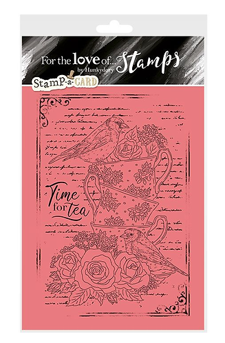 Stamp-a-Card - Time for Tea