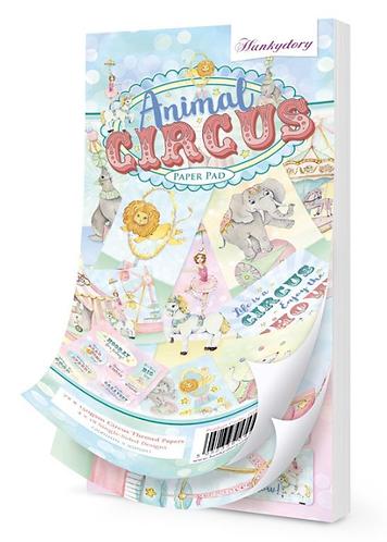 Animal Circus DL Paper Pad