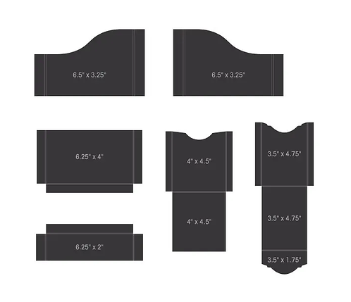 Pocket and Flipfold Inserts A