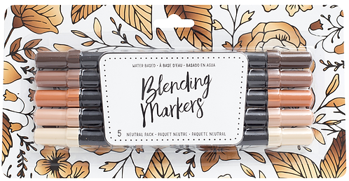 Neutral Pack Blending Markers