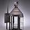Thumbnail: Six Sided Round Lantern Wall Mount - Medium