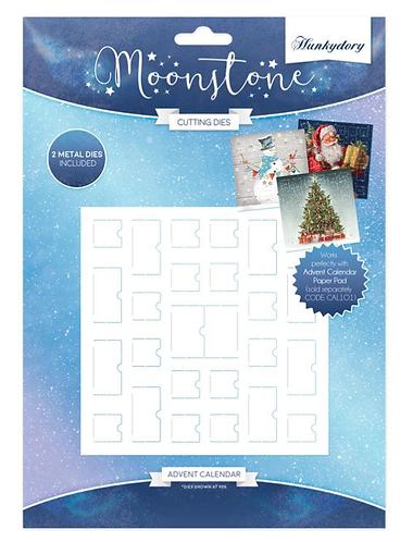 Advent Calendar - Moonstone Die Set