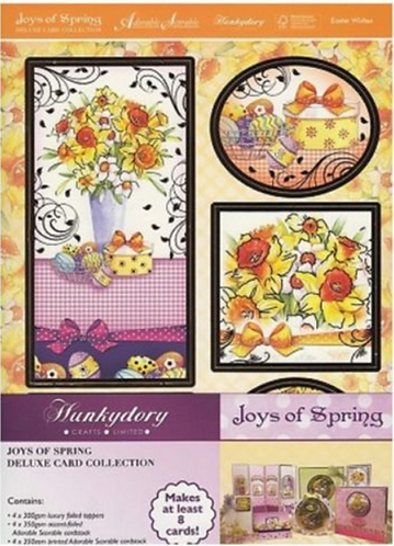 Joys of Spring Deluxe Card Collection
