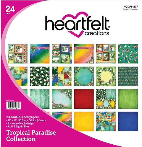 Tropical Paradise Paper Collection