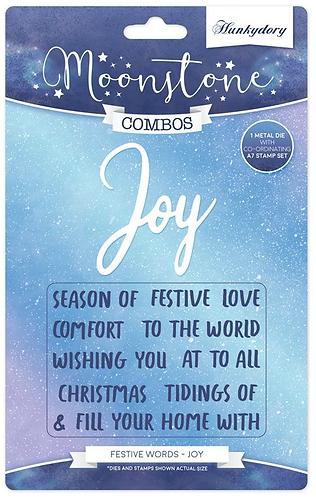 Festive Words - Joy