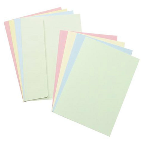 Core'dinations Cards and Envelopes - Pastel Colors