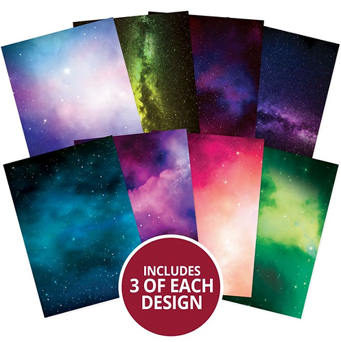 Adorable Scorable Pattern Pack - Galaxy Dreams