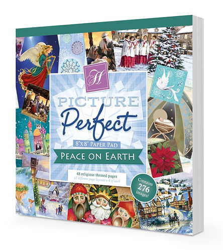Peace on Earth  - Picture Perfect Pad