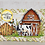 Thumbnail: Home on the Farm Cling Stamp Set