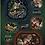 Thumbnail: Garden Visitors Mirri Magic Topper Set