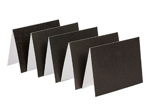 Core'dinations® Chalk Core Card Sets - White Core - A2 - 10 sets