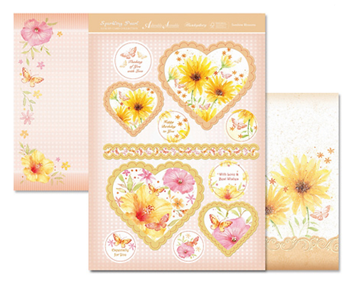 Sparkling Pearl - Sunshine Blossom