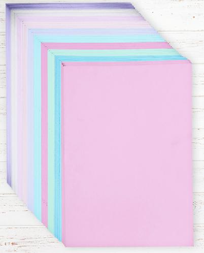 Satin Board - Pastel