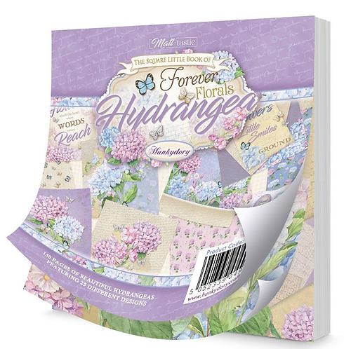 The Square Little Book of Hydrangeas