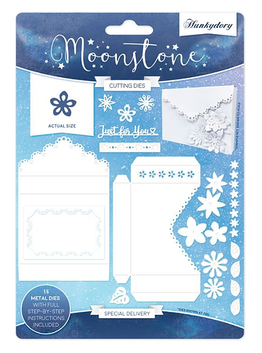 Special Delivery - Moonstone Die Set