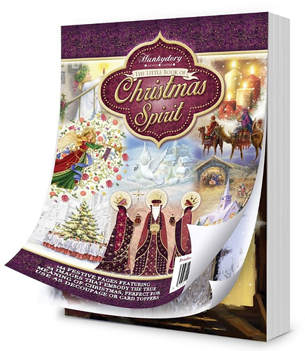 The Little Book of Christmas Spirit