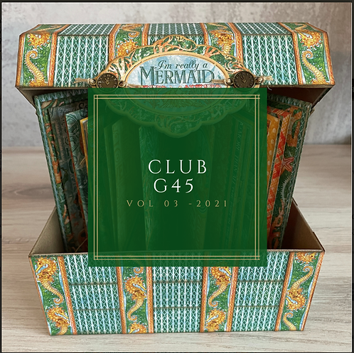 Club G45 Vol 3 2021 Kit Voyage Beneath the Sea