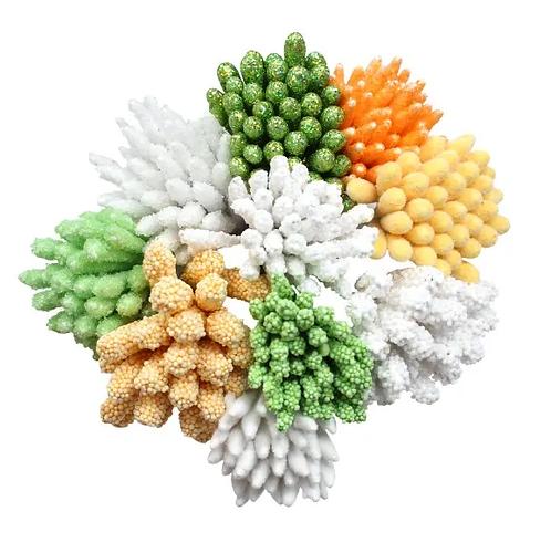 Pastel Pollen Stamens - Medium