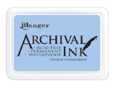 Archival Ink™ Pads French Ultramarine - AIP30607
