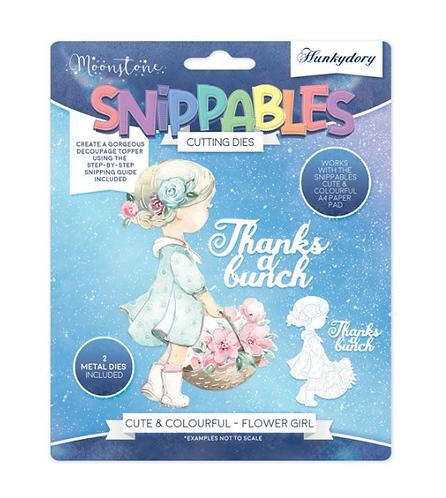 Snippables - Flower Girl