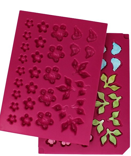 3D Cherry Blossom Shaping Mold