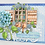 Thumbnail: Cottage Window & Hydrangea Cling Stamp Set