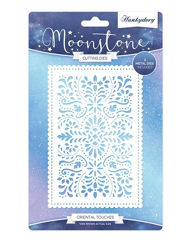 Eastern Wishes - Oriental Touches - Moonstone Dies
