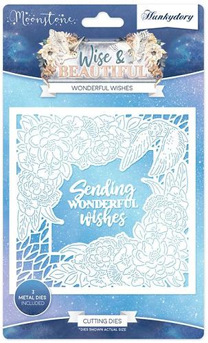 Wise & Beautiful - Wonderful Wishes - Moonstone Die Set