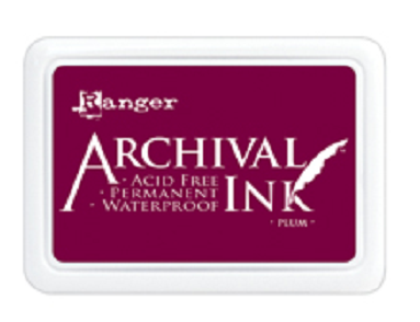 Archival Ink™ Pads Plum - AIP31499