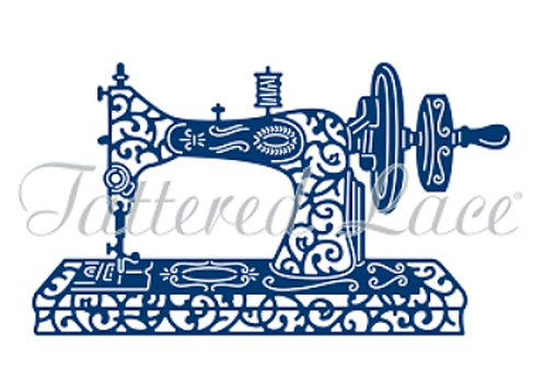 Tattered Lace Sewing Machine Die