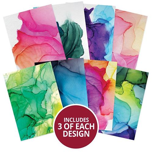 Adorable Scorable Pattern Pack - Ink Blends