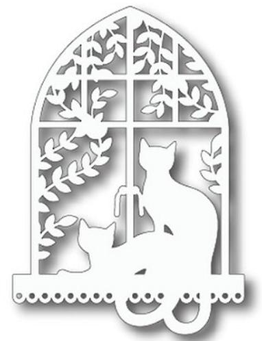 Tutti Designs - Kitty Window Die
