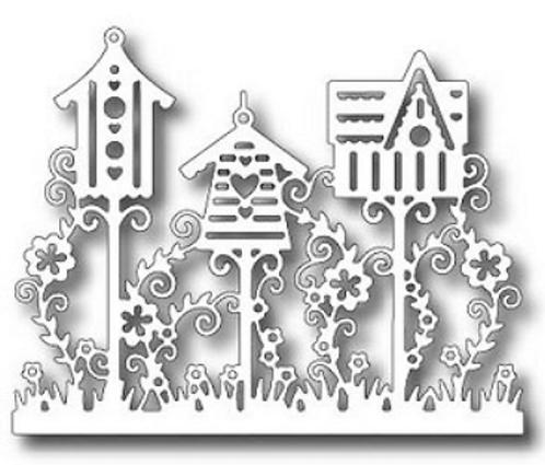 Tutti Designs - Birdhouse Garden Die