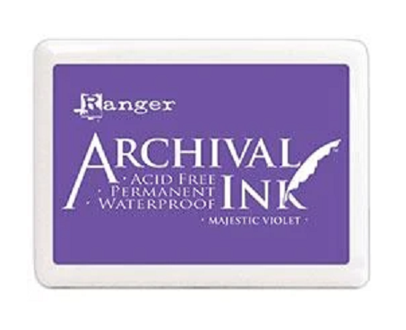 Archival Ink™ Pads Majestic Violet - AIP52494