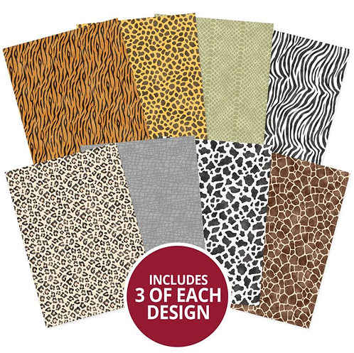 Adorable Scorable Pattern Pack - Animal Prints