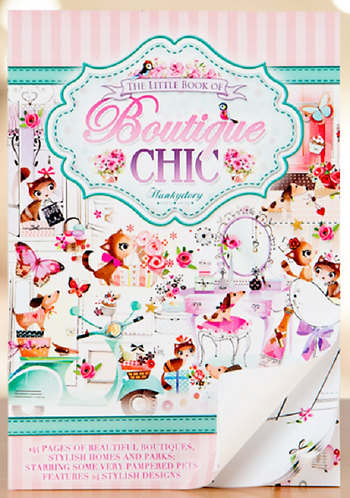 HunkyDory - The Little Book of Boutiques Chic