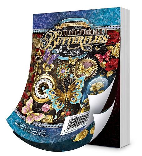 The Little Book of Midnight Butterflies