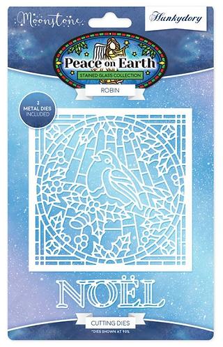 Peace on Earth Robin