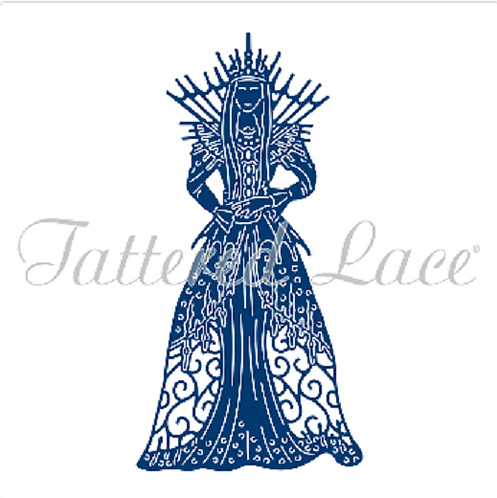 Tattered Lace Queen of Snowflakes