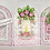 "Thumbnail: Heartfelt Creations 5"" x 7"" Gateway Fold Card - White"
