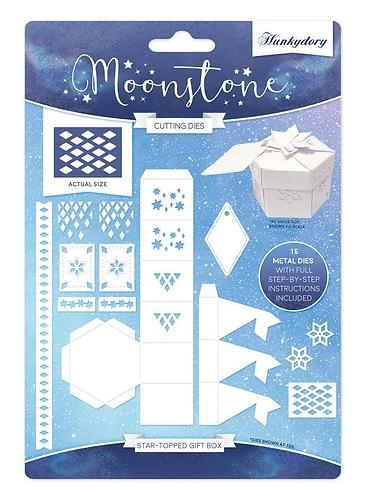 Star Topped Gift Box - Moonstone Die Set